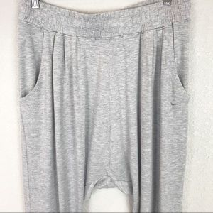 Nike Pants - Women's Nike Avant Move Dri-FIT gray Harem Pants